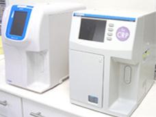 採血検査装置